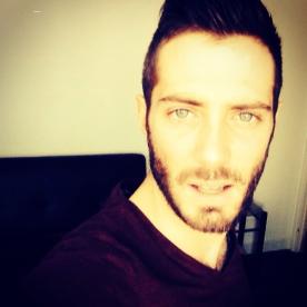Antoine h acteur com dien figurant publicit mannequin - Brun au yeux bleu ...